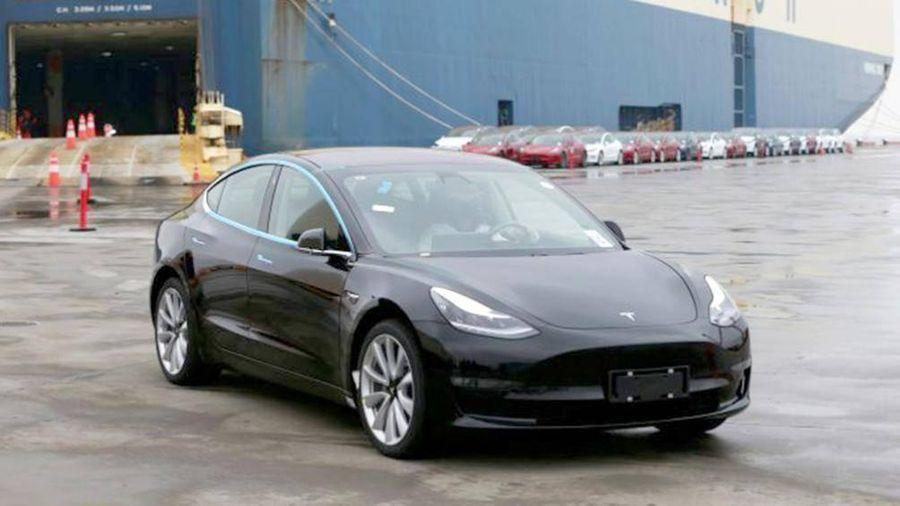 Xe điện Tesla sản xuất tại Trung Quốcđược Bắc Kinh trợ cấp