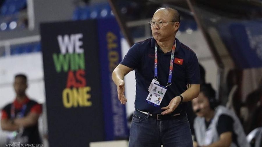 HLV Park Hang-seo đã có cách hạ Indonesia ở chung kết SEA Games 30