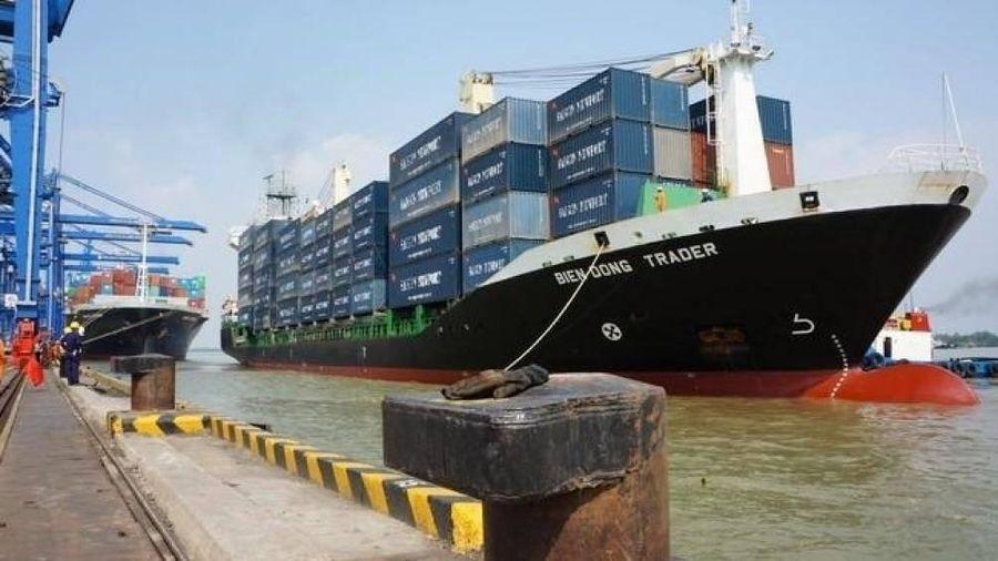 Sớm liên kết bến cảng tại Cái Mép - Thị Vải để đón tàu 'siêu lớn'