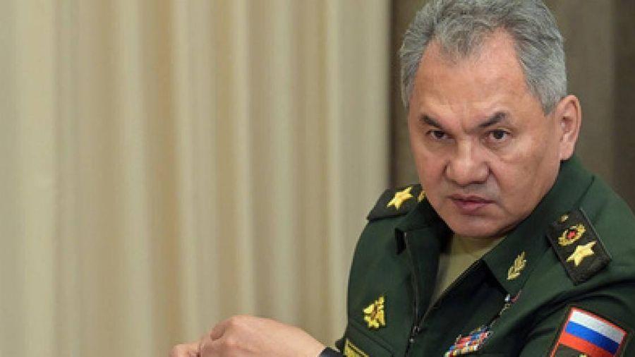 Đại tướng Shoigu yêu cầu tăng thêm tàu chiến mang tên lửa Kalibr, Zircon