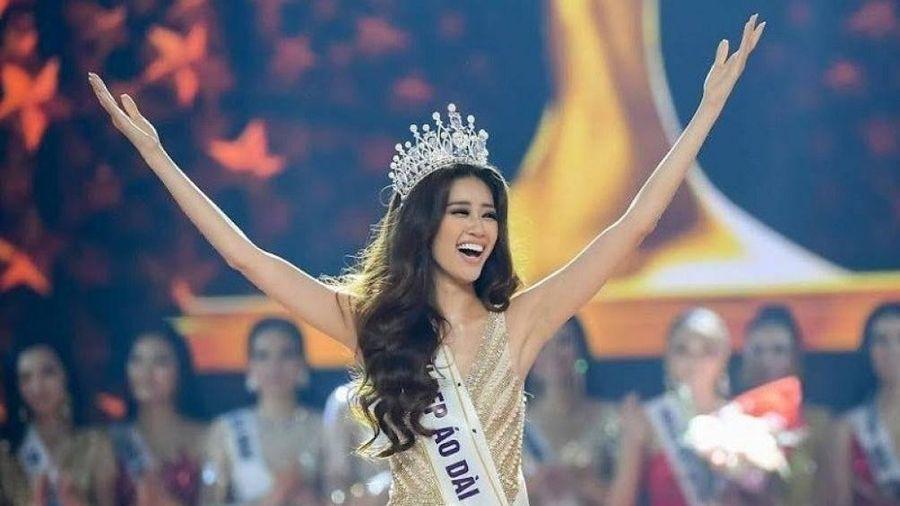 Tân Hoa hậu Khánh Vân: Vẫn chưa tin mình đăng quang