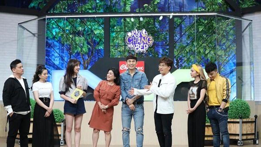 Nghệ sĩ Thanh Thủy làm đội trưởng gameshow ẩm thực 'đối đầu' Châu Gia Kiệt