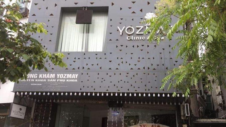 'Vạch trần' nhiều sai phạm tại phòng khám Yozmay 172A Yên Lãng?