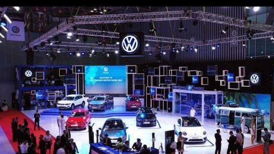 Volkswagen tri ân khách hàng sử dụng xe tại Việt Nam