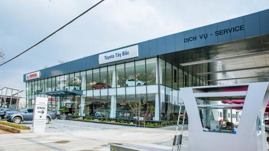 Toyota Việt Nam mở rộng mạng lưới ở Sơn La