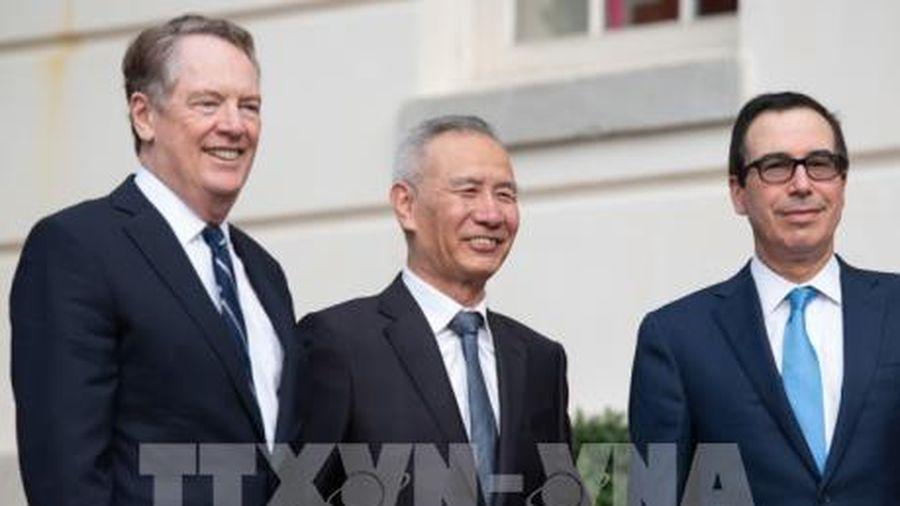 Trung Quốc kỳ vọng về thỏa thuận thương mại 'càng sớm càng tốt' với Mỹ