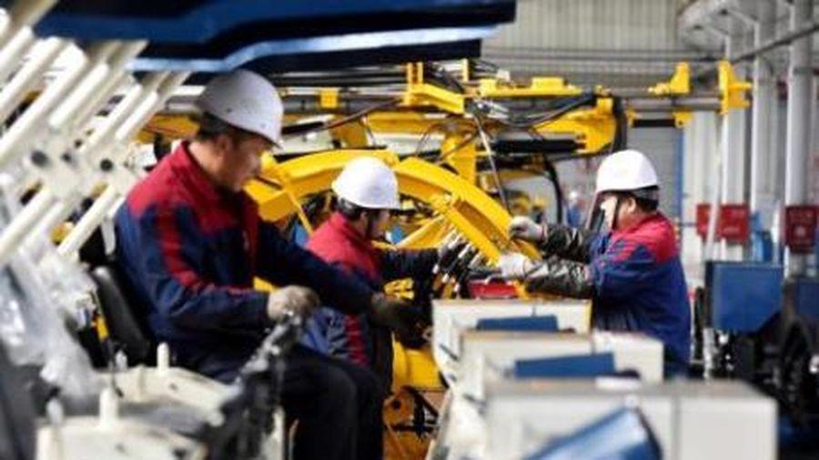 Thị trường lao động Trung Quốc tăng trưởng ổn định