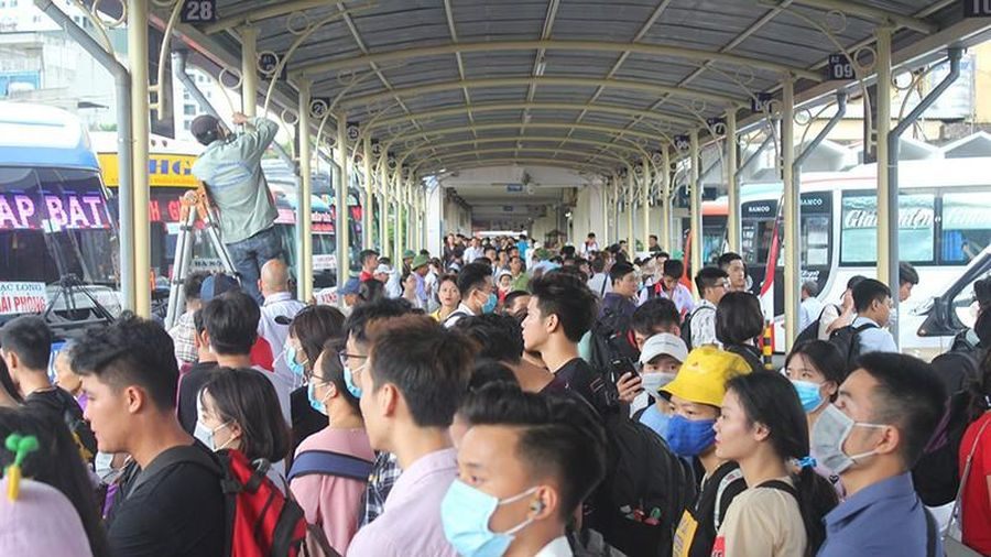 Hà Nội tăng cường 2.200 lượt xe khách dịp Tết 2020