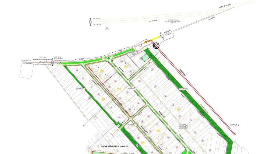 Đồng Tháp: Hơn 1.200 tỷ đồng xây dựng hạ tầng Khu công nghiệp Tân Kiều