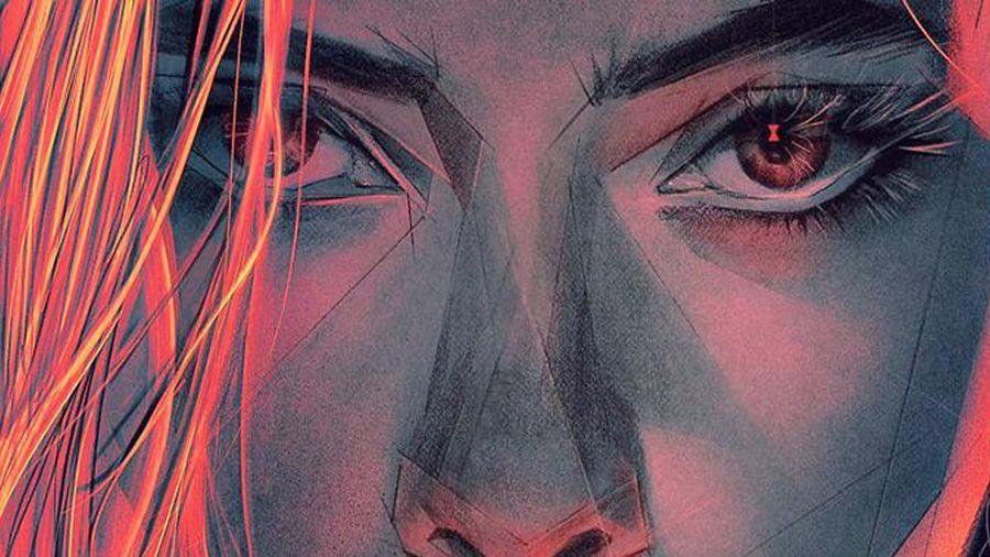 Black Widow trông vô cùng dữ tợn trong poster mới của Marvel tại CCXP