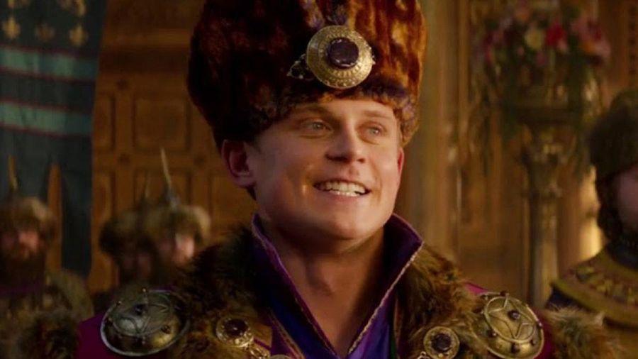 Aladdin: Disney+ phát triển ngoại truyện cho hoàng tử Anders!