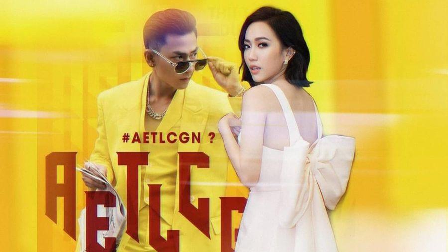 Isaac tung poster MV với hashtag 'dài sọc', Diệu Nhi liền đưa ra gợi ý tựa bài không thể 'lầy' hơn
