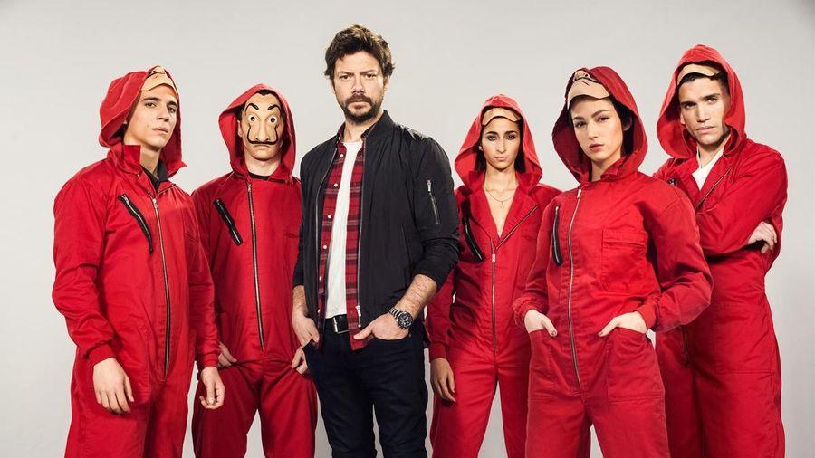 Siêu phẩm phim Tây Ban Nha 'Money Heist' của Netflix đặt lịch chiếu mùa 4 vào 2020