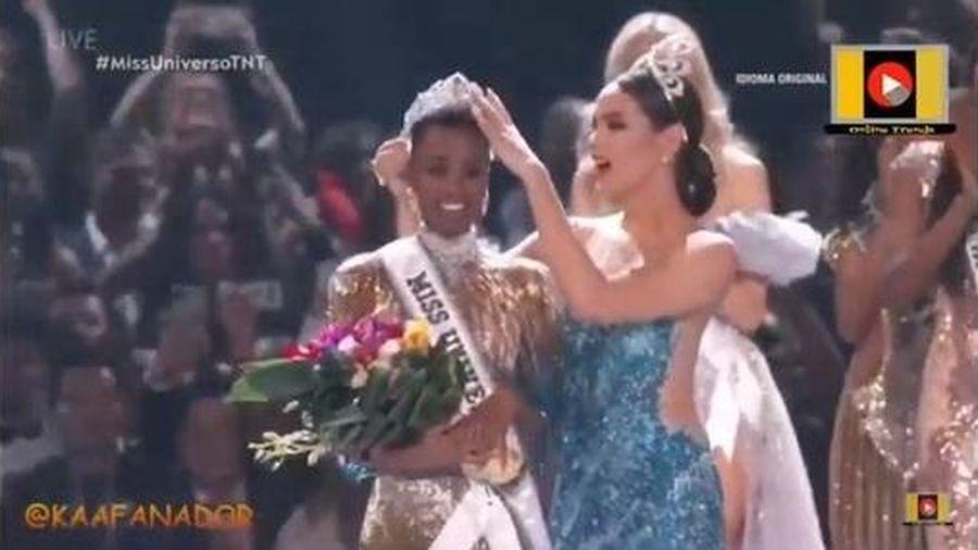 Người đẹp Nam Phi đăng quang Miss Universe 2019