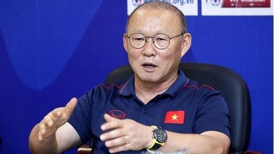 HLV Park Hang Seo: 'Chúng tôi đã nghiên cứu kỹ U22 Indonesia'