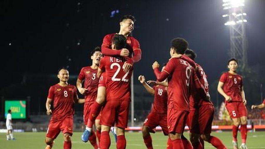 Trọng Hùng thay thế Quang Hải ở trận chung kết SEA Games 30?