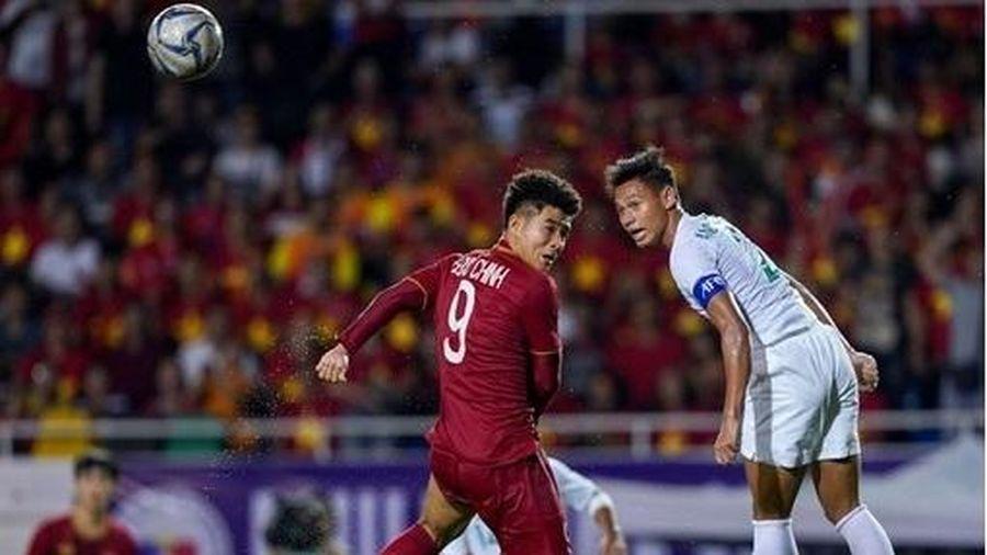 Choáng với giá quảng cáo trận chung kết U22 Việt Nam - U22 Indonesia
