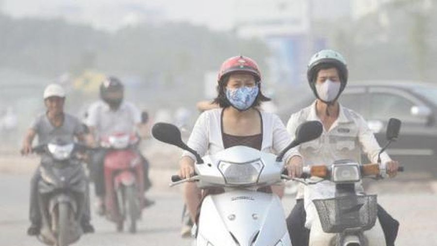 Cảnh báo ô nhiễm không khí tại miền Bắc: SOS!