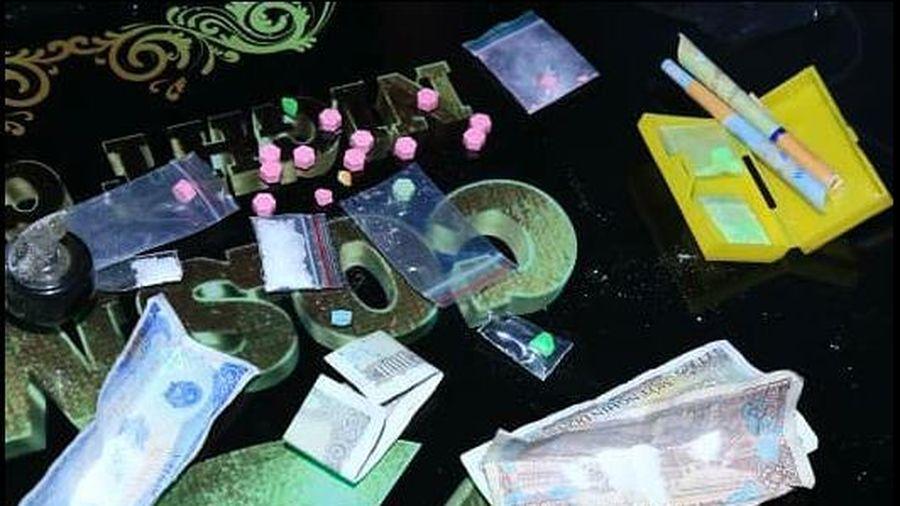 Đồng Nai: Phát hiện 88 'dân chơi' phê ma túy trong quán bar
