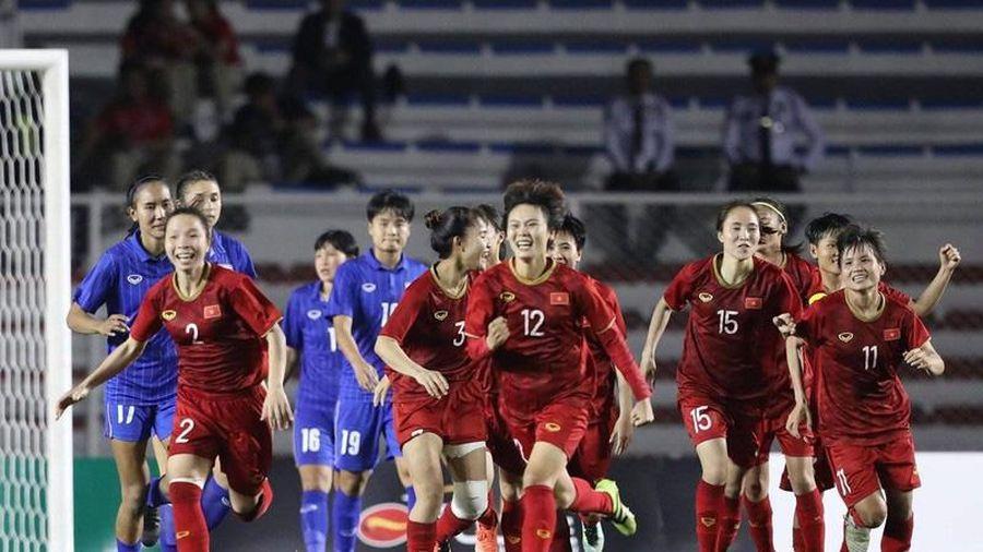 Tập đoàn Hưng Thịnh thưởng cho Đội tuyển bóng đá nữ 1 tỷ đồng