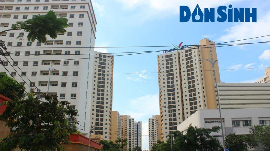 TP. Hồ Chí Minh: Lo ngại thiếu nhà ở cho người có thu nhập thấp