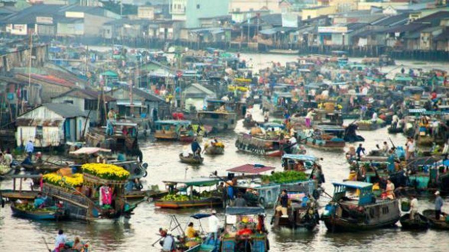 Năm 2019: An Giang đón trên 9,2 triệu lượt khách tham quan, du lịch