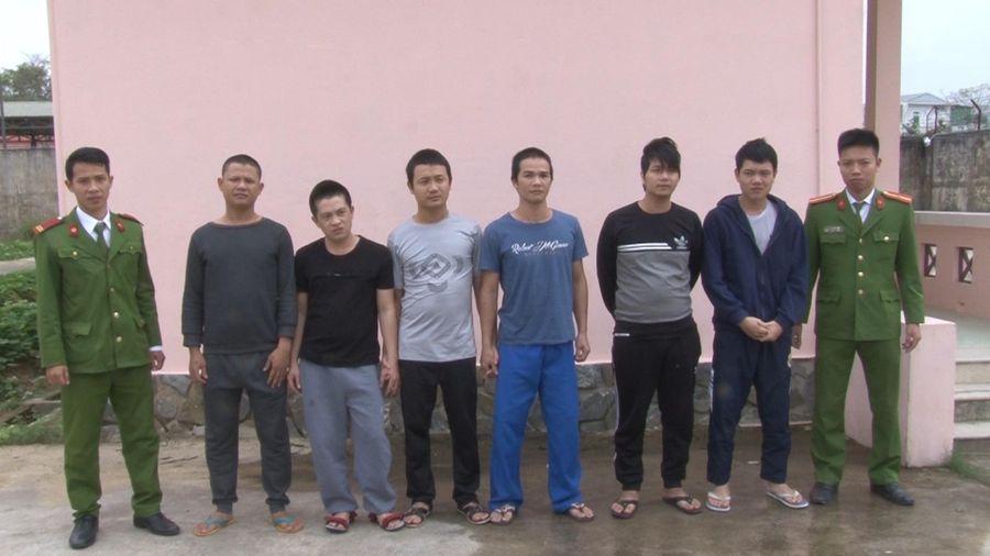 Khởi tố, bắt tạm giam 6 đối tượng truy sát, gây thương tích cho người khác