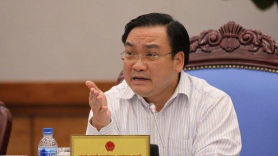 Bí thư Hà Nội Hoàng Trung Hải 'có vi phạm, khuyết điểm' khi đang làm Phó Thủ tướng Chính phủ