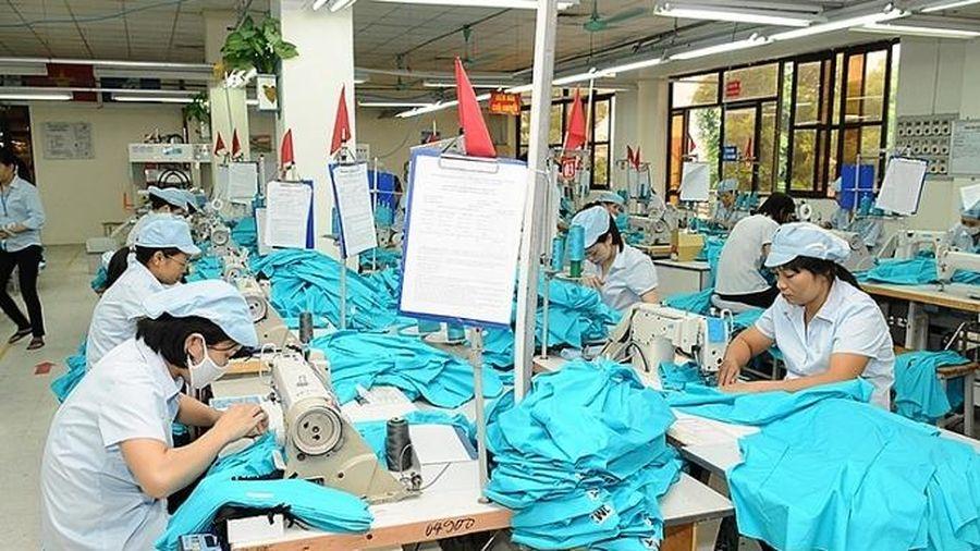 Ngành dệt may: Hướng đến mục tiêu xuất khẩu 60 tỷ USD