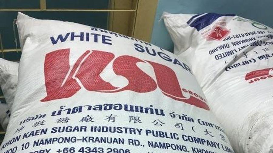 Phát hiện 4,9 tấn đường kính trắng nhập lậu tại Phú Yên