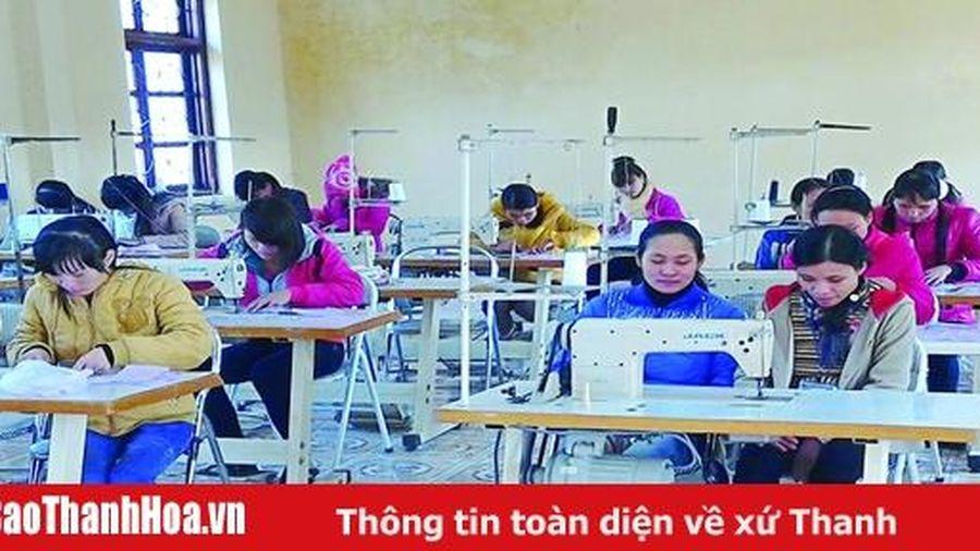 Nâng cao chất lượng giáo dục nghề nghiệp đối với lao động khu vực miền núi