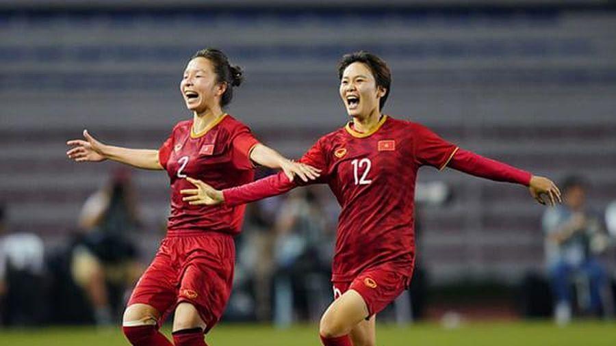 Những dòng viết vội gửi các cô gái vàng của thể thao Việt Nam!