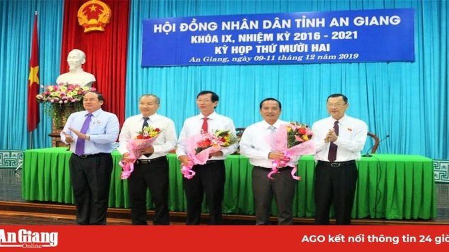 Kỳ họp thứ 12, HĐND tỉnh khóa IX (nhiệm kỳ 2016-2021): Ông Lê Văn Phước trúng cử chức danh Phó Chủ tịch UBND tỉnh (nhiệm kỳ 2016-2021)