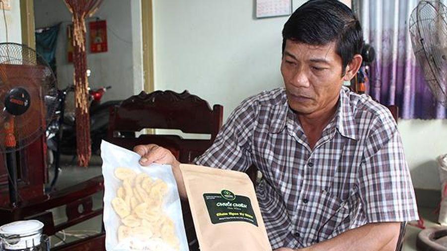 Hợp tác xã tiên phong chế biến chuối xuất khẩu