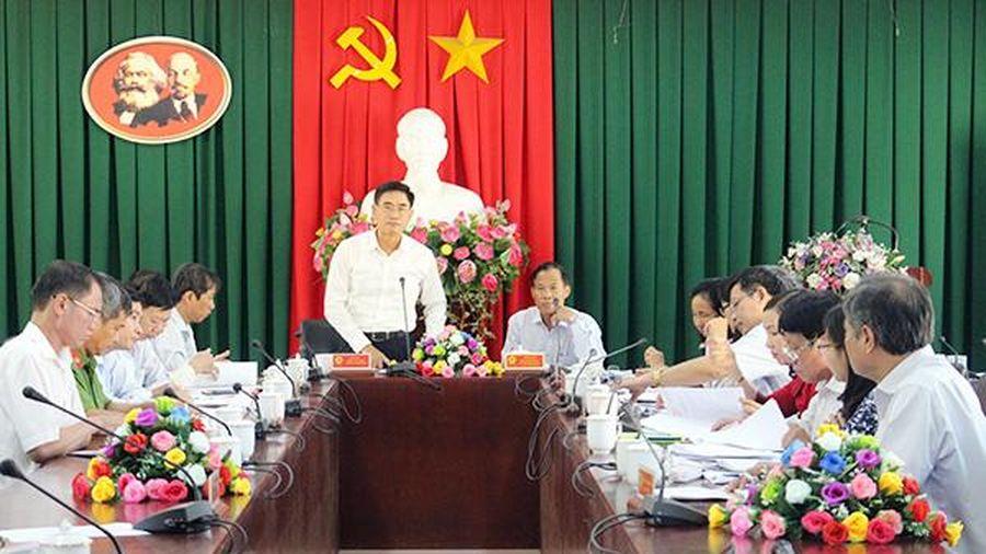Huyện Trảng Bom cần quan tâm xử lý dứt điểm các vụ vi phạm đất đai