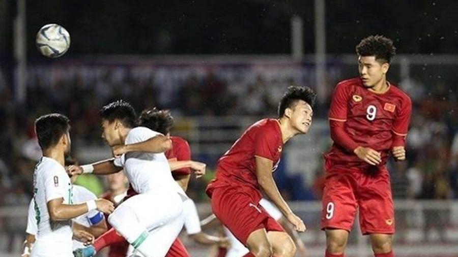Truyền hình trực tiếp trận chung kết U22 Việt Nam - U22 Indonesia