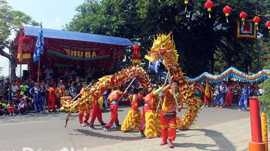 Năm 2019, Đồng Nai tổ chức hơn 350 lễ hội