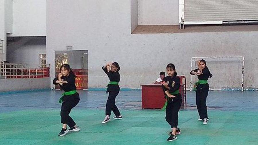 Các địa phương trong tỉnh tổ chức Hội khỏe Phù Đổng