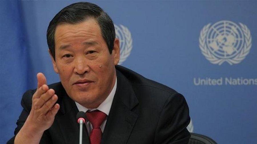 Triều Tiên cáo buộc Mỹ 'câu giờ'