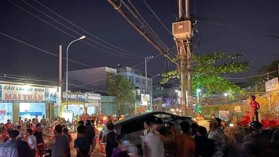Người đàn ông tử vong do bị súng bắn xuyên tim ở Sài Gòn
