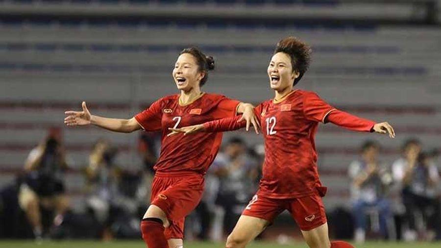 Hải Yến nói gì khi giúp tuyển nữ Việt Nam vô địch SEA Games 30?