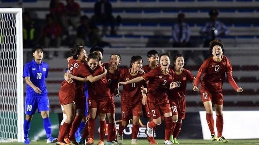 Vô địch SEA Games, ĐT nữ Việt Nam được thưởng ít nhất 10 tỷ đồng