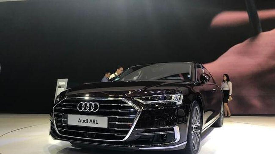 Giá xe ô tô Audi tháng 12/2019: Thấp nhất 1,5 tỷ đồng
