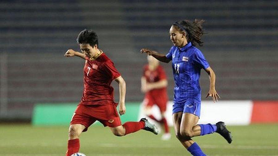 Nữ tiền đạo Thái Lan trải lòng về chức vô địch của ĐT nữ Việt Nam