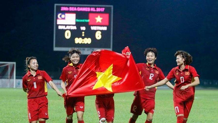 Danh sách 'hứa thưởng' cho ĐT nữ Việt Nam vô địch SEA Games