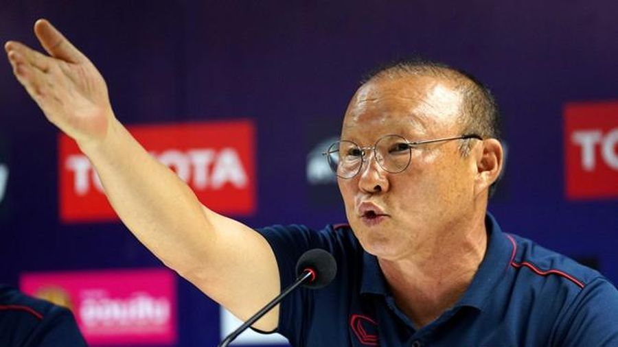 HLV Park Hang Seo 'bắt giò' U22 Indonesia trước trận chung kết SEA Games