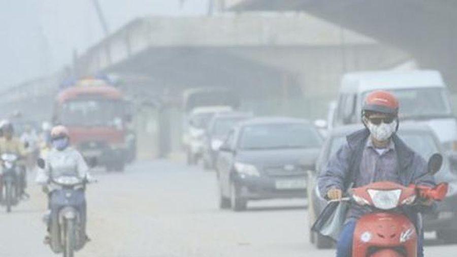 Chất lượng không khí Hà Nội ở mức rất xấu