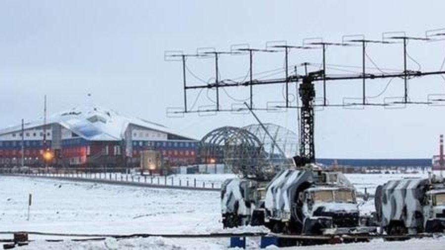 Nga tuyên bố đưa 'rồng lửa' S-400 đến phủ kín Bắc Cực