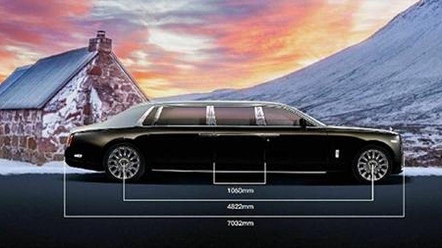 Khám phá chiếc limousine siêu sang giá 76 tỷ đồng