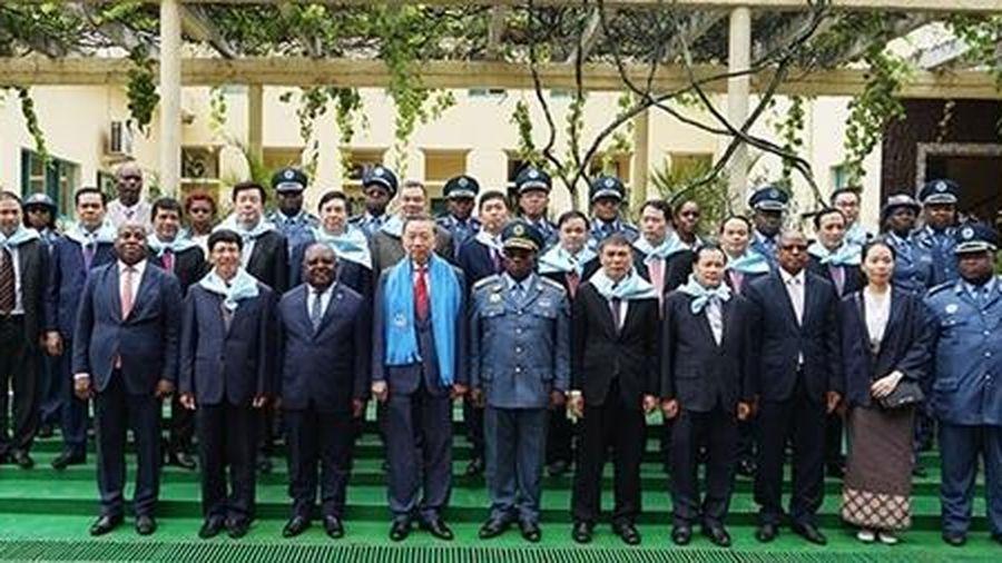 Thắt chặt hợp tác giữa Bộ Công an Việt Nam và các đối tác hữu quan Mozambique